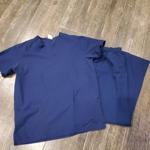 2 sets!Ladies medical Scrubs